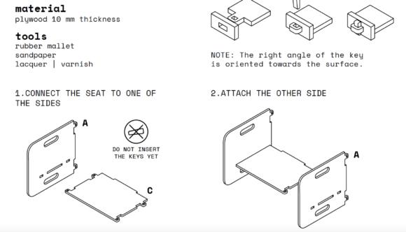 Kit Auto Costruzione Furniture Kit Soprasotto